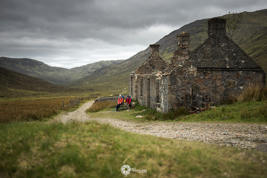 west highland way szkocja relacja porady wskazówki only travelers left alive