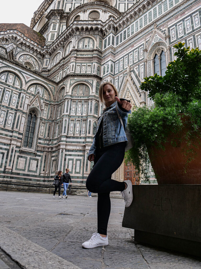 atrakcje co warto zobaczyć we Florencji Katedra Santa Maria del Fiore