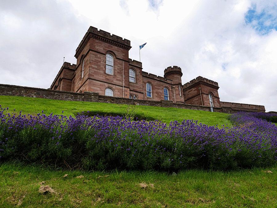 Inverness Castle atrakcje zwiedzanie co zobaczyć